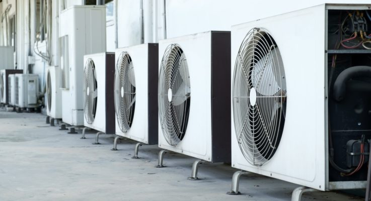 Air Conditioning Units with Controlled Climate