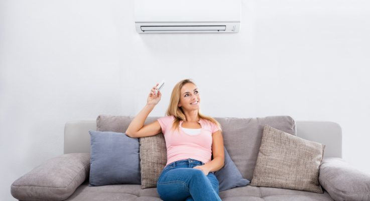 Controlled Climate's Home Air Conditioning Systems