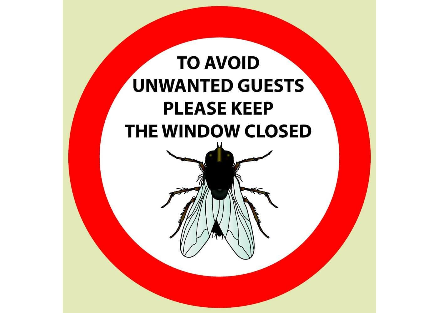 Fewer Unwanted Guests