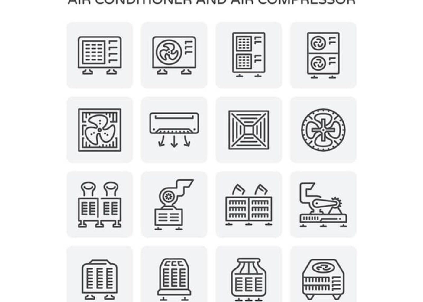 Types of AC unit